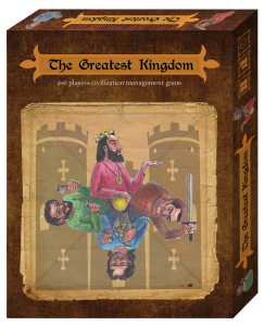 The Greatest Kingdom box