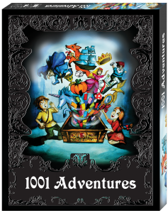 1001 adventures