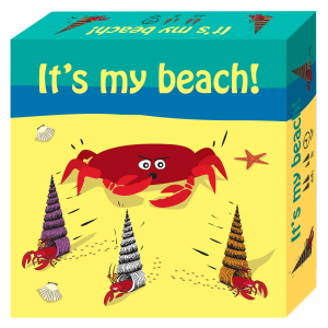 It's my beach box